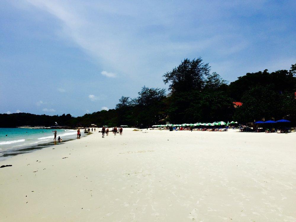 Koh Samet Island in Thailand