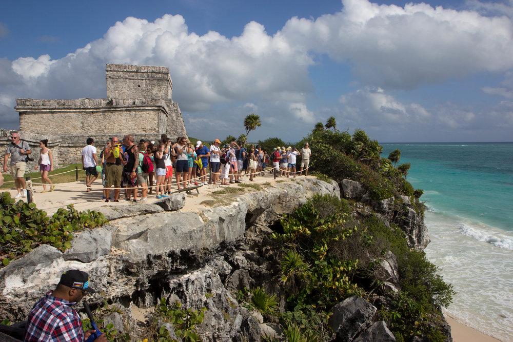 Mayan Ruins, Tulum, Mexico