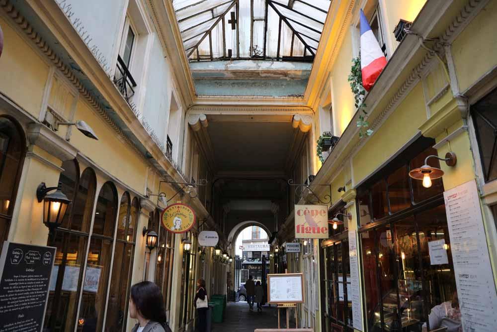Batignolles in Paris