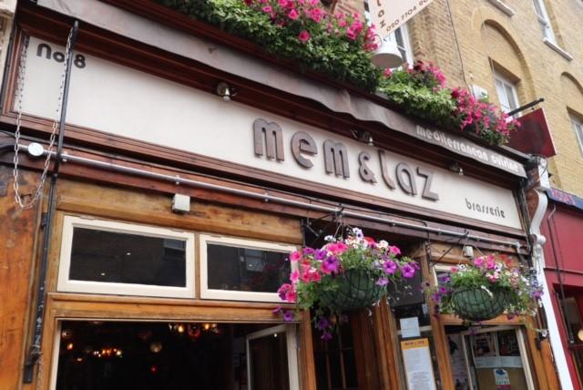 mem and laz restaurant