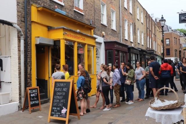 The Breakfast Club in Angel, London