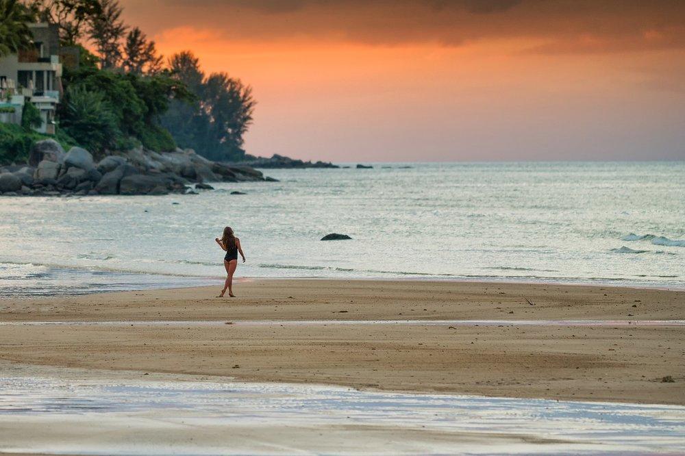 Sunsets on Phuket