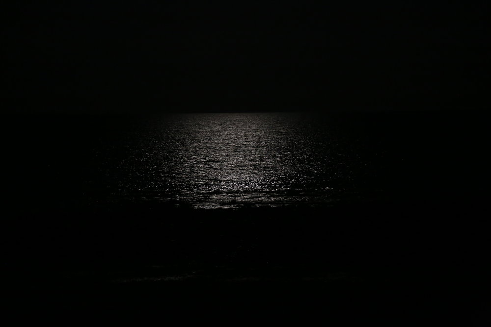Illuminations - ocean - samana