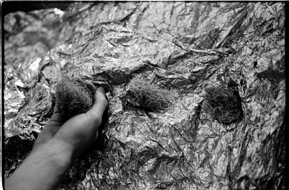 Samana, Samana music - Photography - Black and White - conceptual photography, abstract