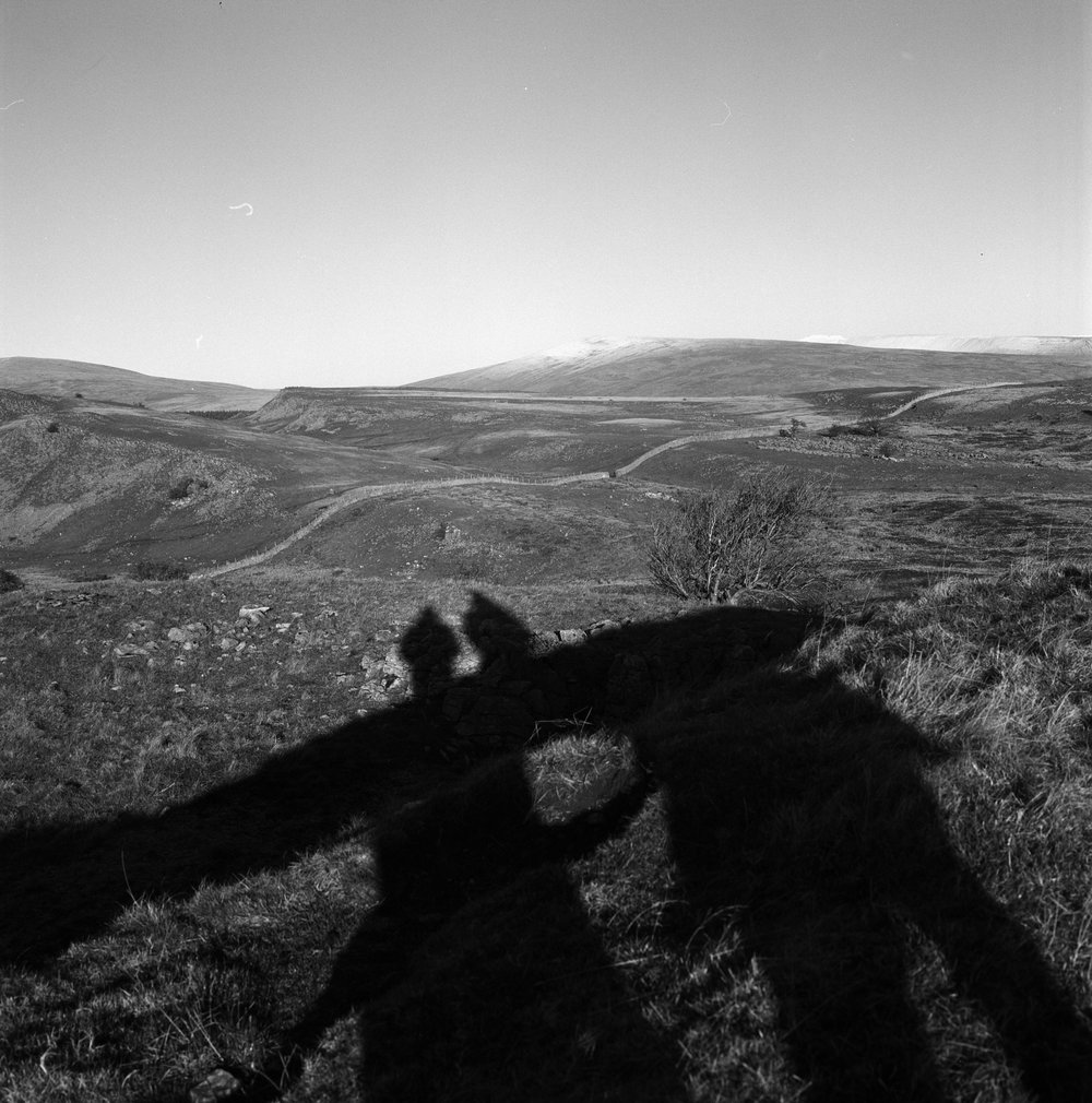 Samana - Photography - Shadows - Black and White