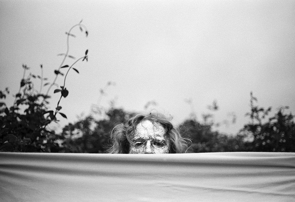 Samana, Samana music, Samana Photography, Rebecca Rose Harris, black and white analogue photography