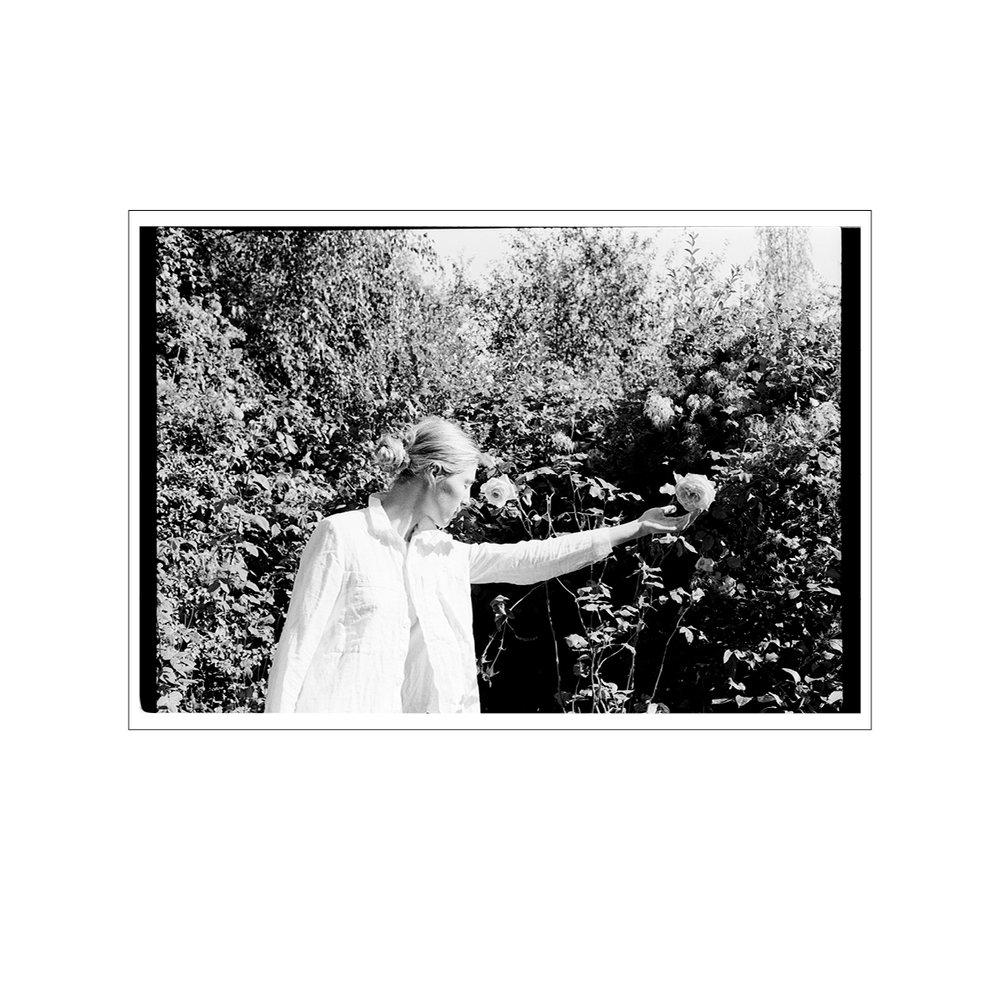 Rebecca Rose Harris, Samana, Samana Music, analogue photography