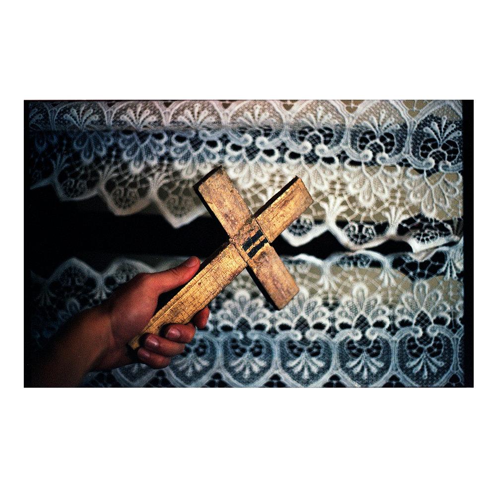 Samana, Samana Music, Samana Band, Analogue Photography, French Crucifix