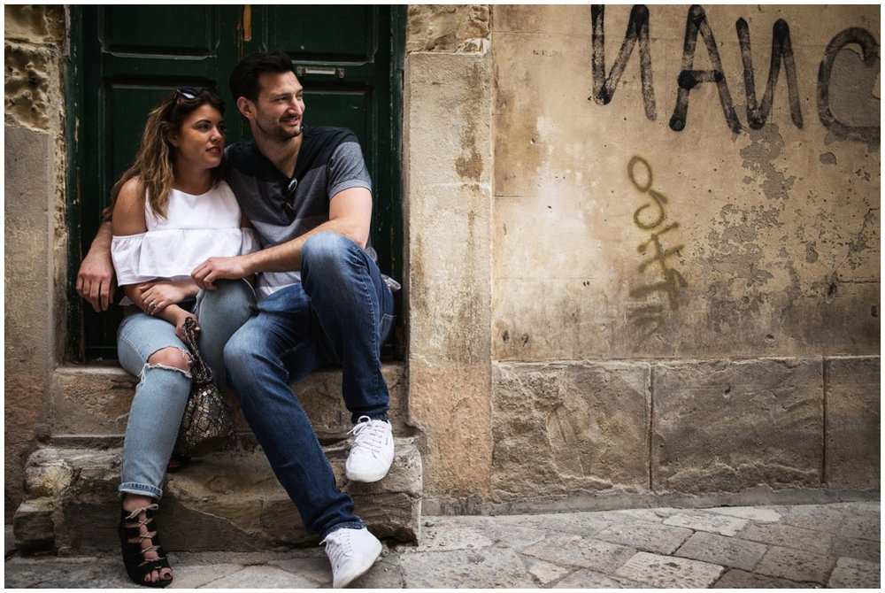 Noemi + Chris // Lecce Old Town, Italy