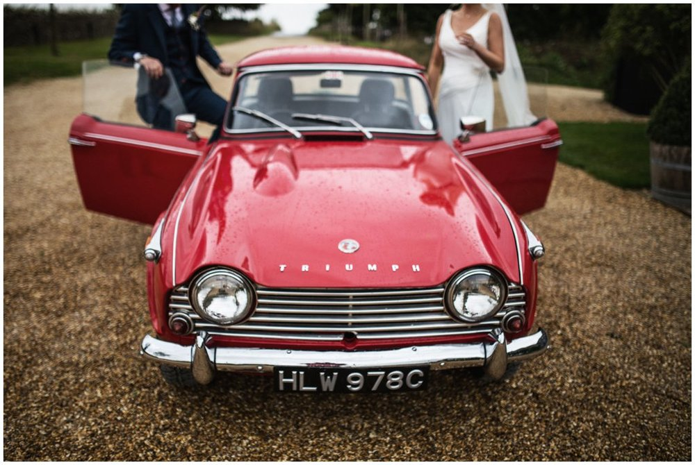 Helene + Charlie // The Stone Barn, Cotswolds