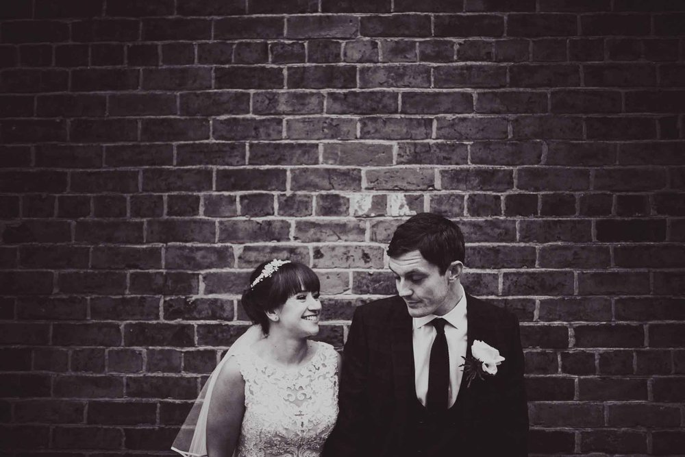 Jodie + Tom // St John's House
