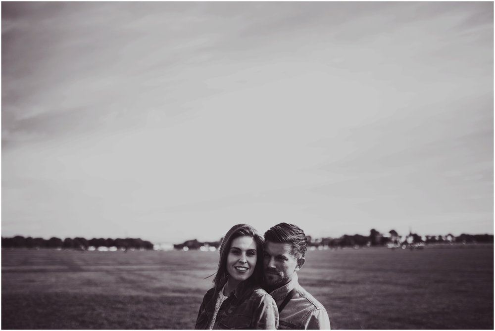Jen + Tom // Blackheath, SE3