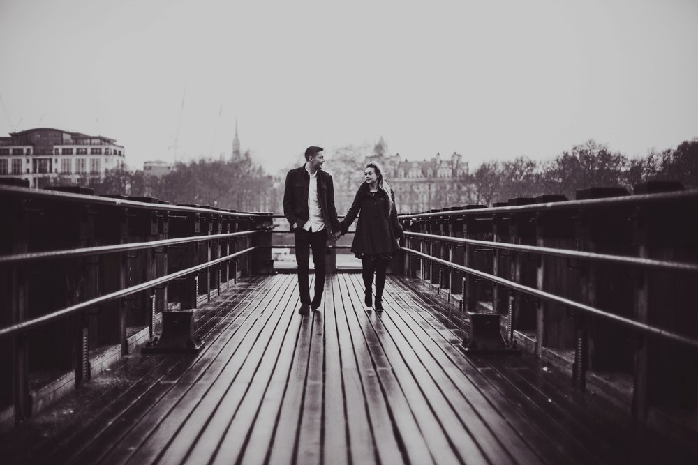 Sara + Ollie / The Southbank, SE1
