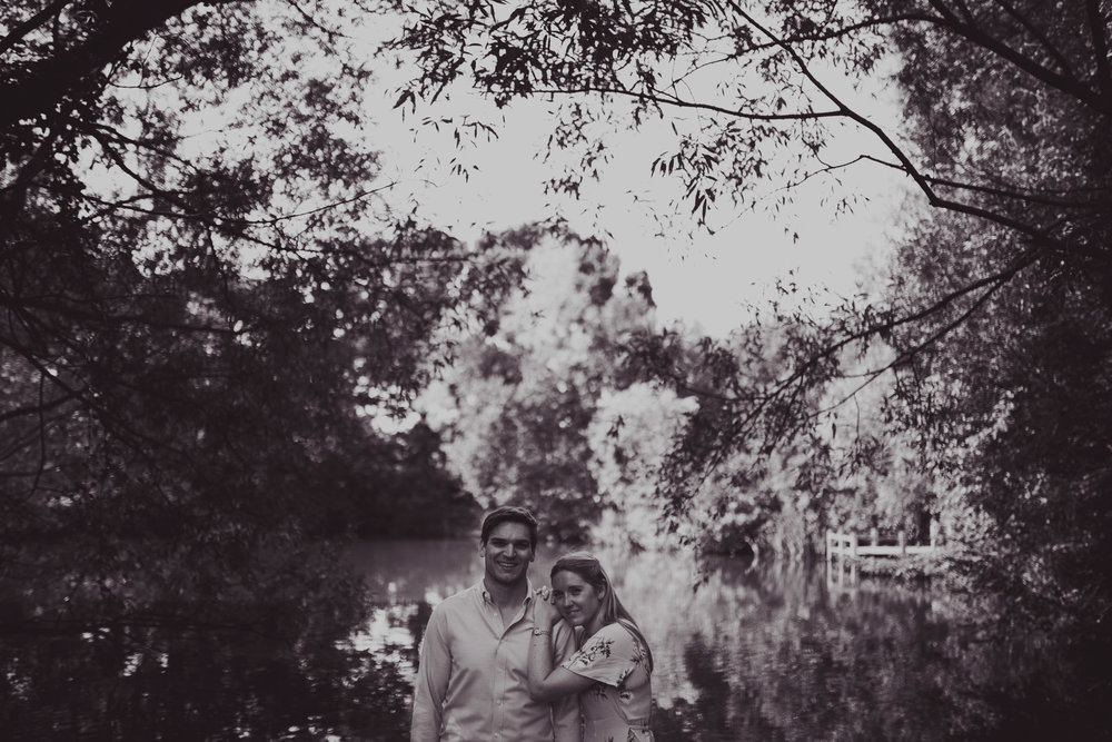 Daisy + Anthony // Wandsworth Common, SW12