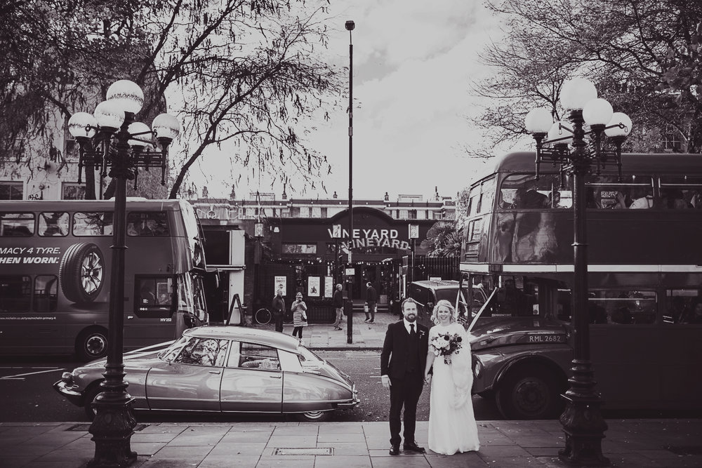 Georgie + Joe // The Artisan, Clerkenwell EC1