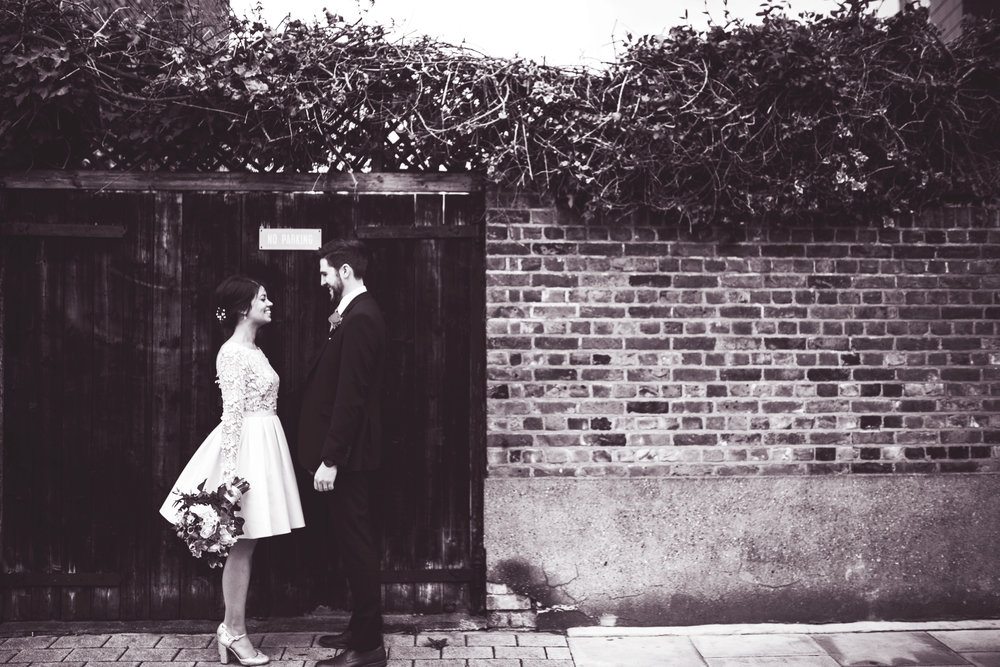 Holly & John // The Londesborough, N16