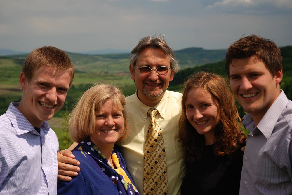 ....  Meine liebe Familie ..          My Dear Family        ....