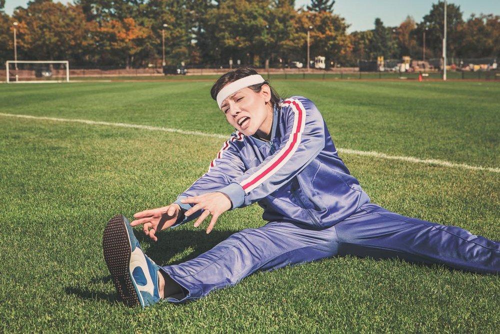 Es gibt doch tatsächlich Menschen, die gerne trainieren. Setzen sie sich etwas in den Kopf, erreichen sie es auch ! Wie läuft das bei Ihnen ?