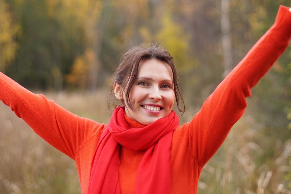 Manche Menschen scheinen als Optimisten geboren zu sein. Nichts kann ihre Glücksgefühle trüben. Machen wir es doch ihnen nach !!!