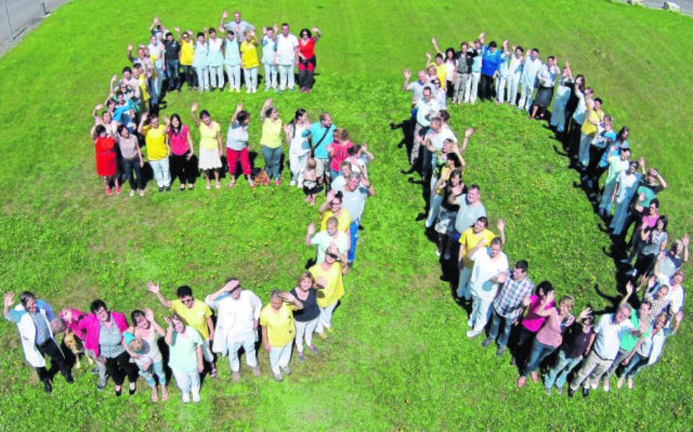 Die Geburtstagsfeier zum 50. darf etwas Spezielles sein. Auch aus anderen Geburtstagen lässt sich etwas für die Gemeinschaft tun.