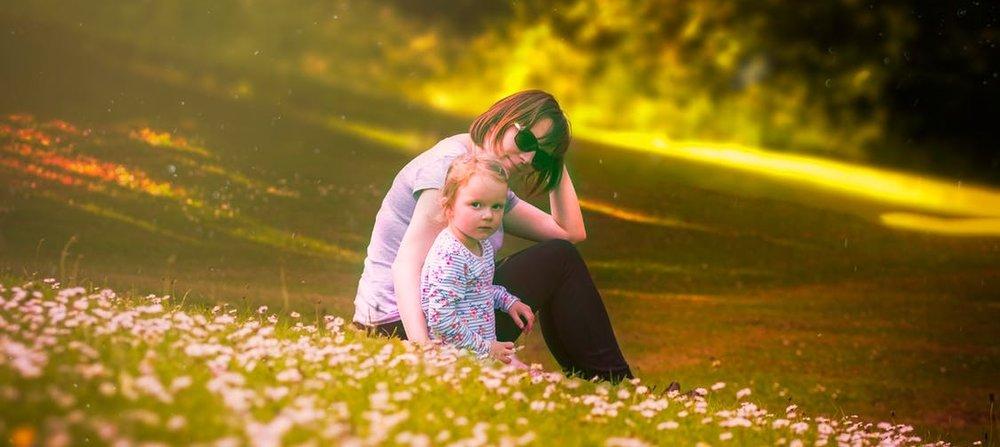 Für die Kinder da sein. Zeit haben, Red und Antwort stehen, für sie denken und fühlen und mit ihnen handeln. Sie schätzen das ungemein.