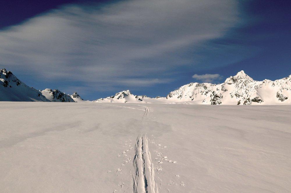 Mario Arnold - Skitouren