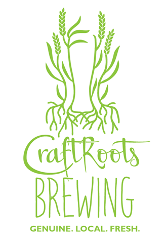 CraftRoots Brewing logo with tagline.png