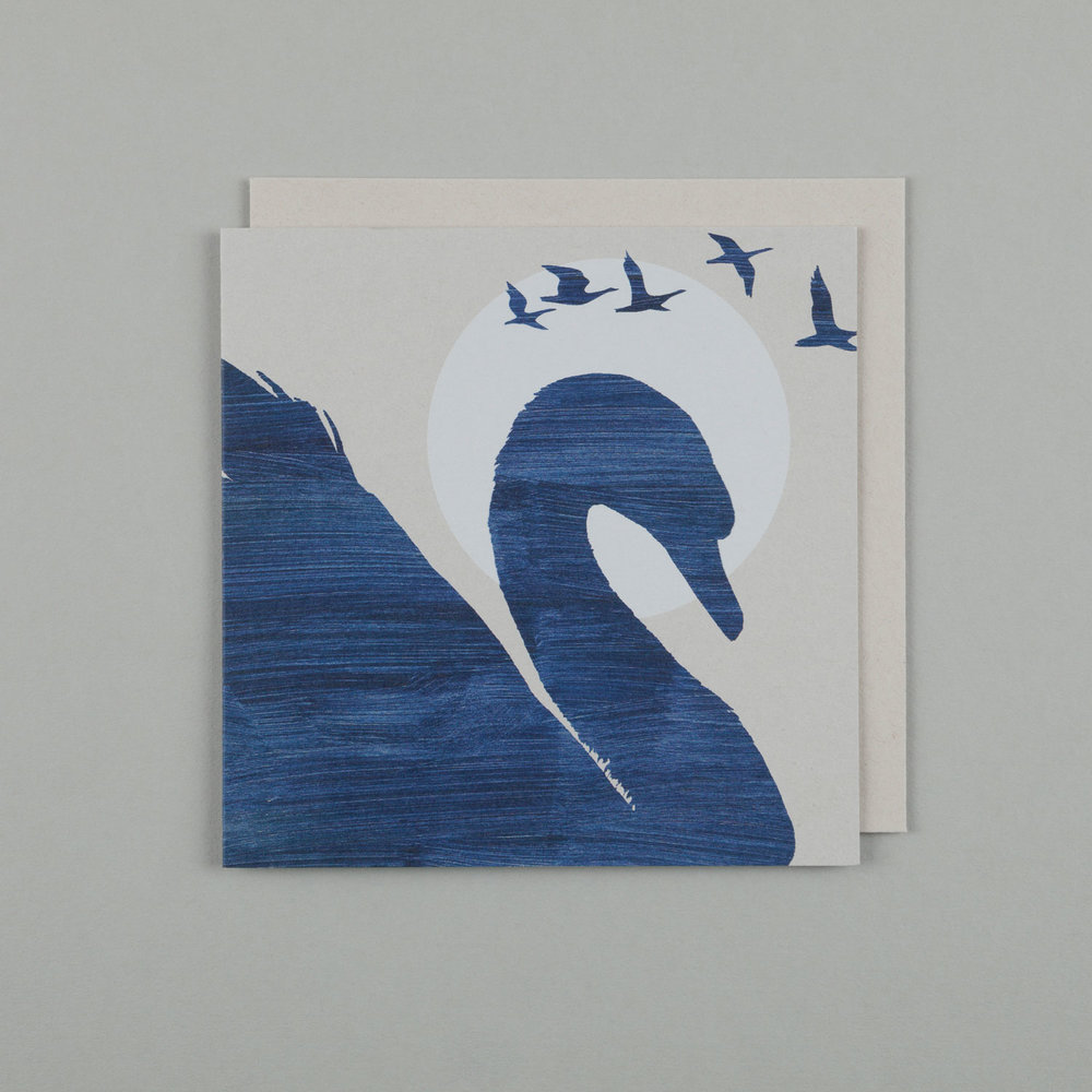 BLUE MOON SWANS