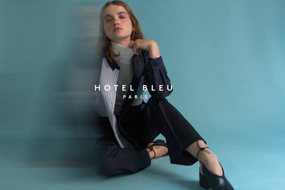 campagne hotel bleu paris
