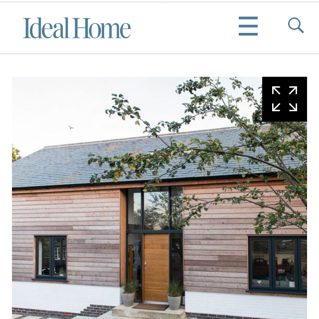Ideal Home Website  (May 2017)