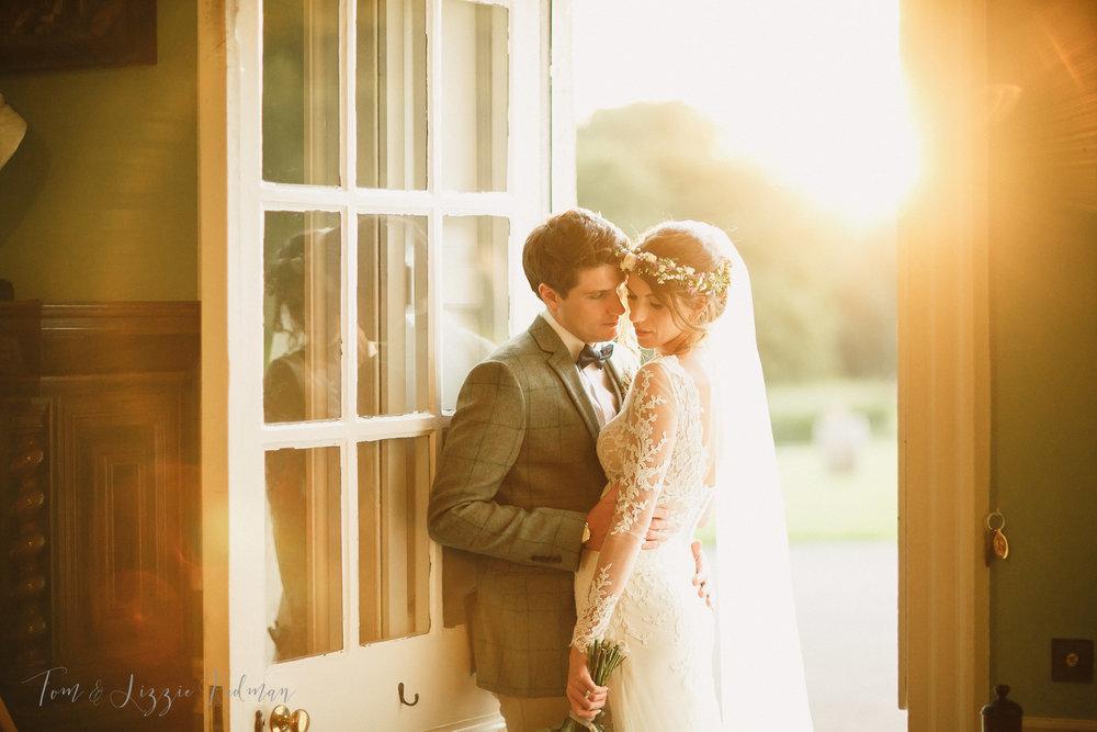 Dorset wedding photographers Smedmore House