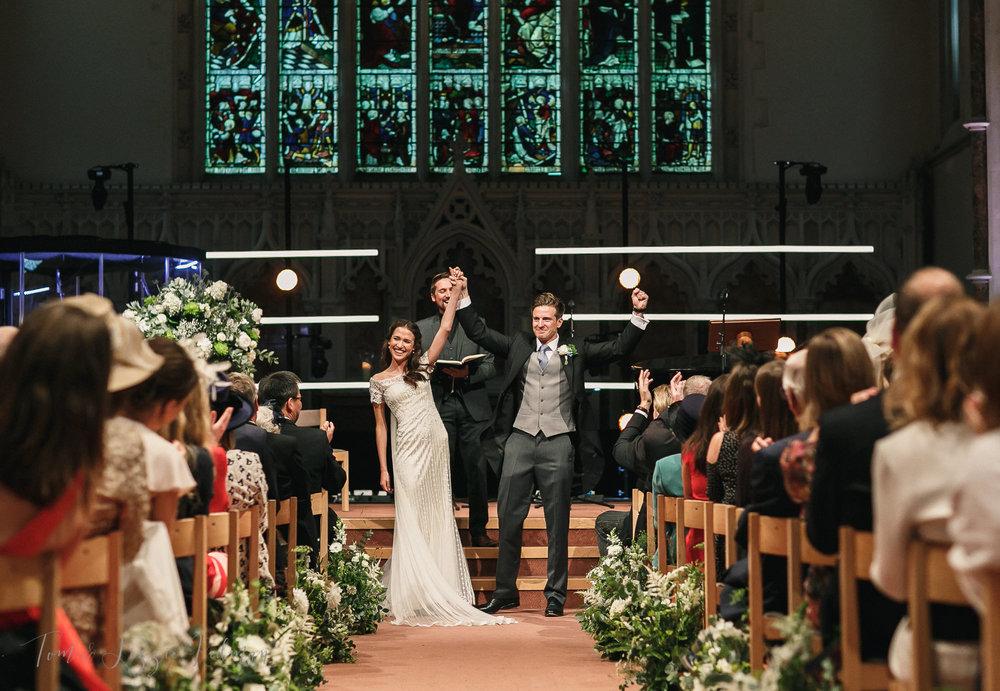 HTB Onslow Square wedding