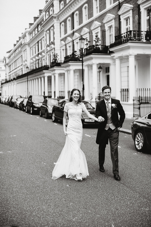 HTB Onslow Square wedding photos