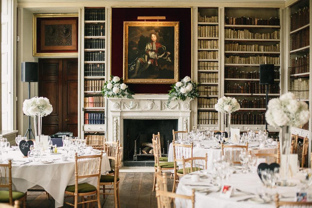 St Giles House weddings