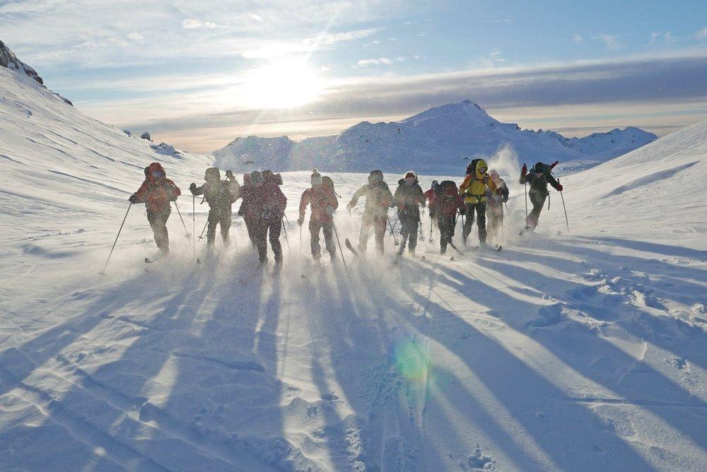 Bilde: Lofoten folkehøgskole