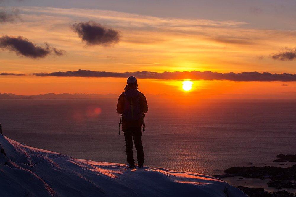 Bilde: Anne Lovehed v/ Lofoten folkehøgskole