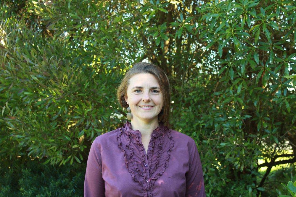 Naturopath Faye Winmill