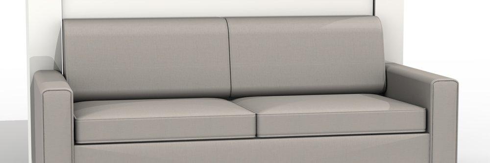 (2) Back Cushions and (2) Seat Cushions