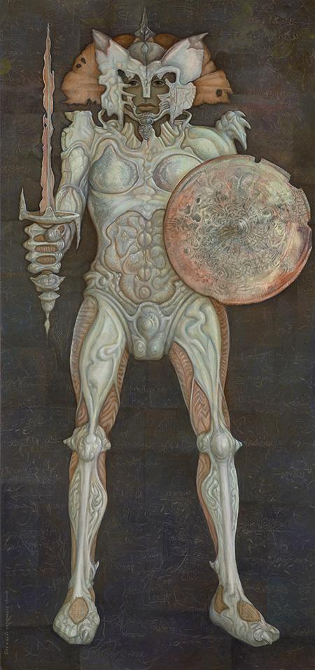 Warrior 11