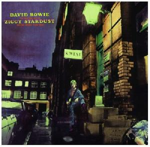 David Bowie - The Rise & Fall of Ziggy Stardust