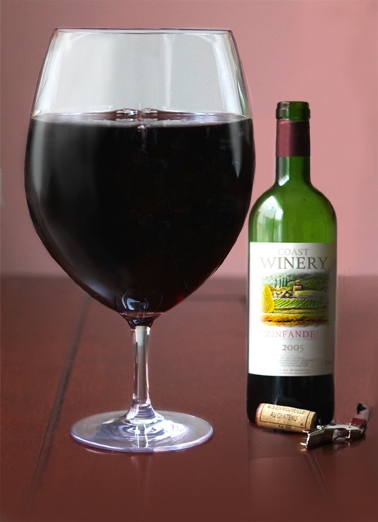 Glass makers keep making wine glasses just a little bigger, and the price of alcohol is relatively stable.