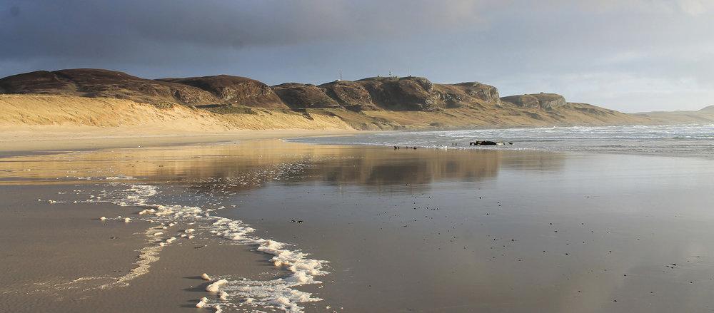 Isla Landscape Scotland