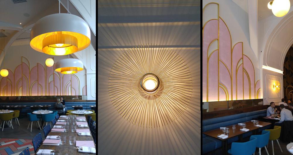 Oretta Restaurant King St W - Interior Design