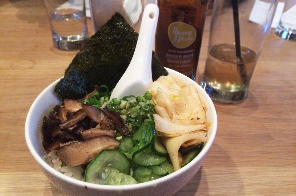 Momofuku - Ginger, Scallion Noodle