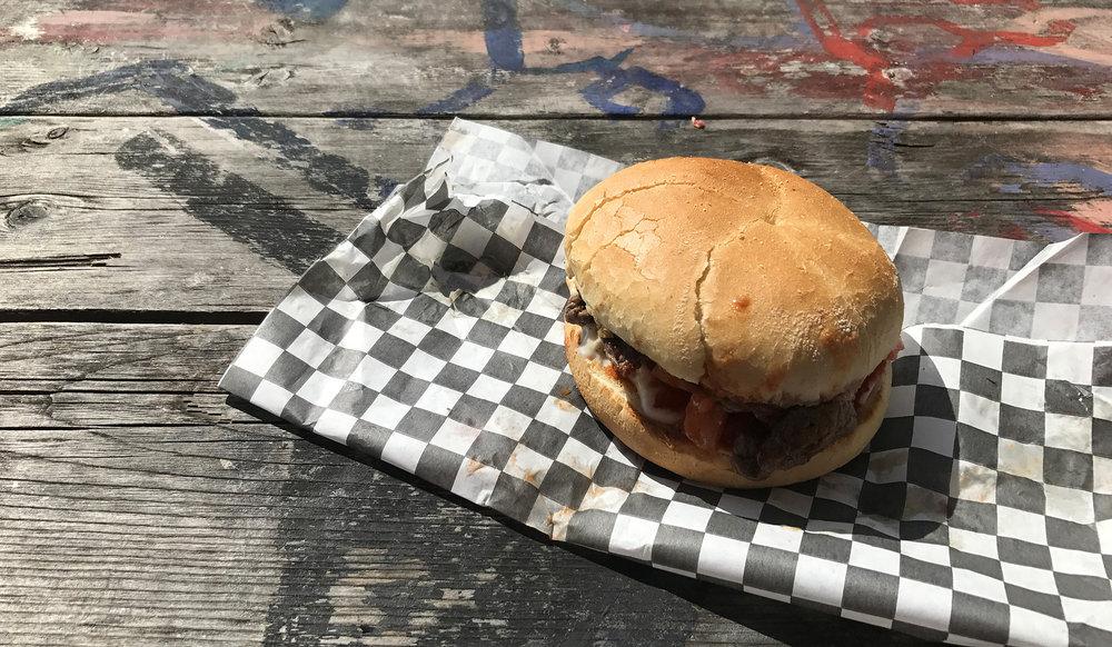 Completo - Churrassco sandwich