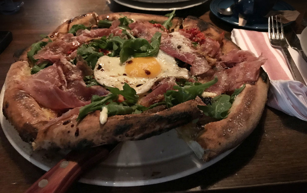 The Good Son - Breakfast Pizza