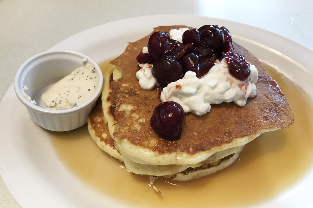 White Lily Diner - Buttermilk Griddle Cakes