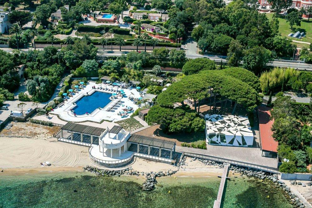 Le Beauvallon Beach Club Aerial.jpg