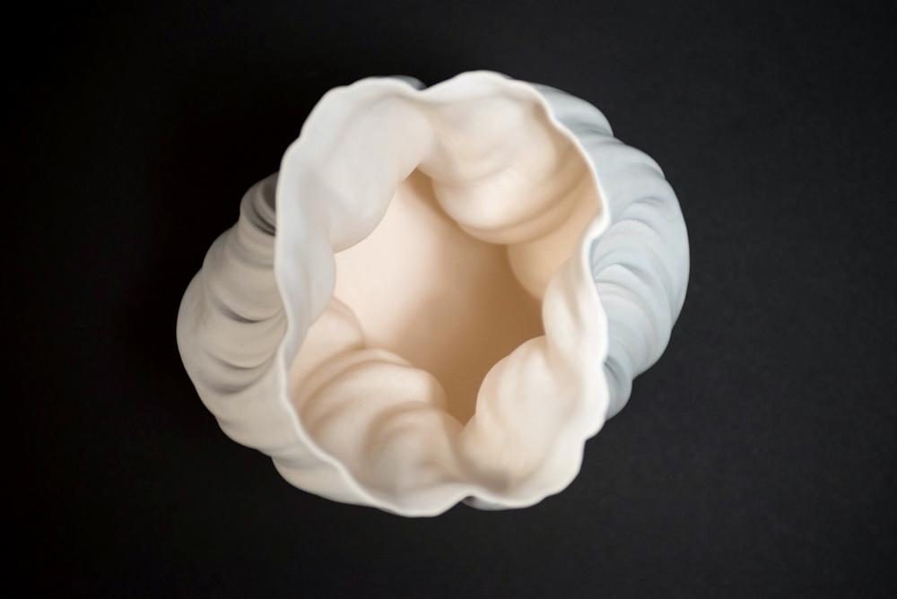 Porcelain Fractal (top view)