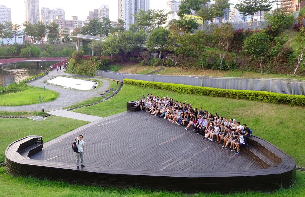 Maple garden in Taichung